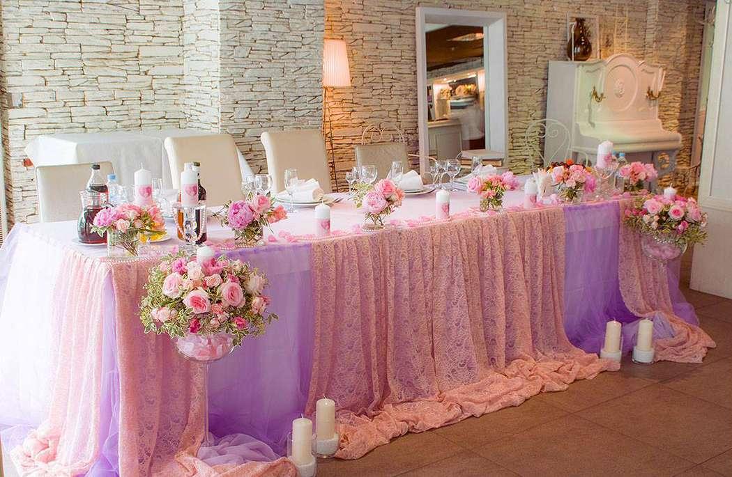 "Свадьба в ресторане ""Таврический сад"" - фото 17579468 Дизайн-студия Nommo"