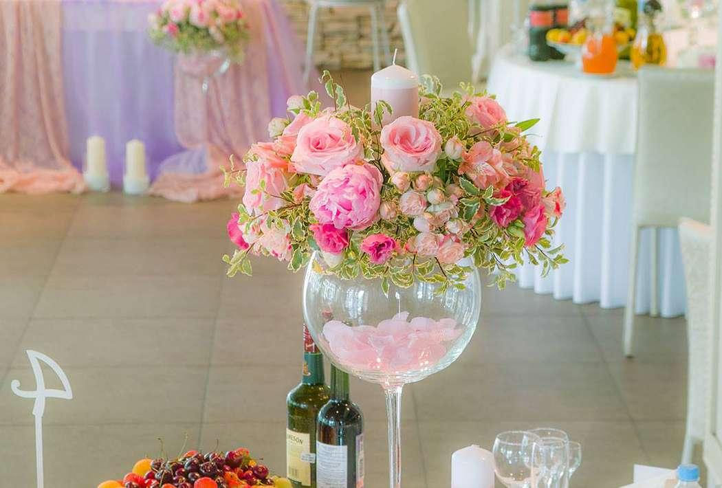 "Свадьба в ресторане ""Таврический сад"" - фото 17579470 Дизайн-студия Nommo"