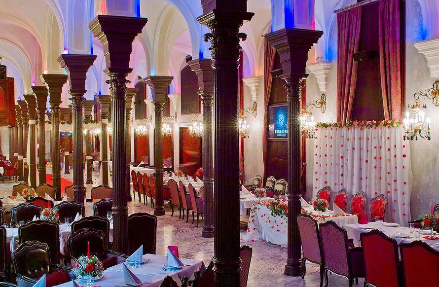 """Свадьба в ресторане """"Гимназия"""" - фото 17579480 Дизайн-студия Nommo"""