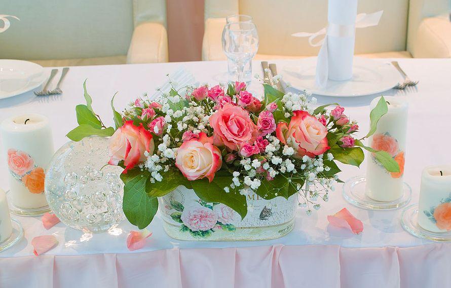 "Свадьба в ресторане ""Бали"" - фото 17579490 Дизайн-студия Nommo"