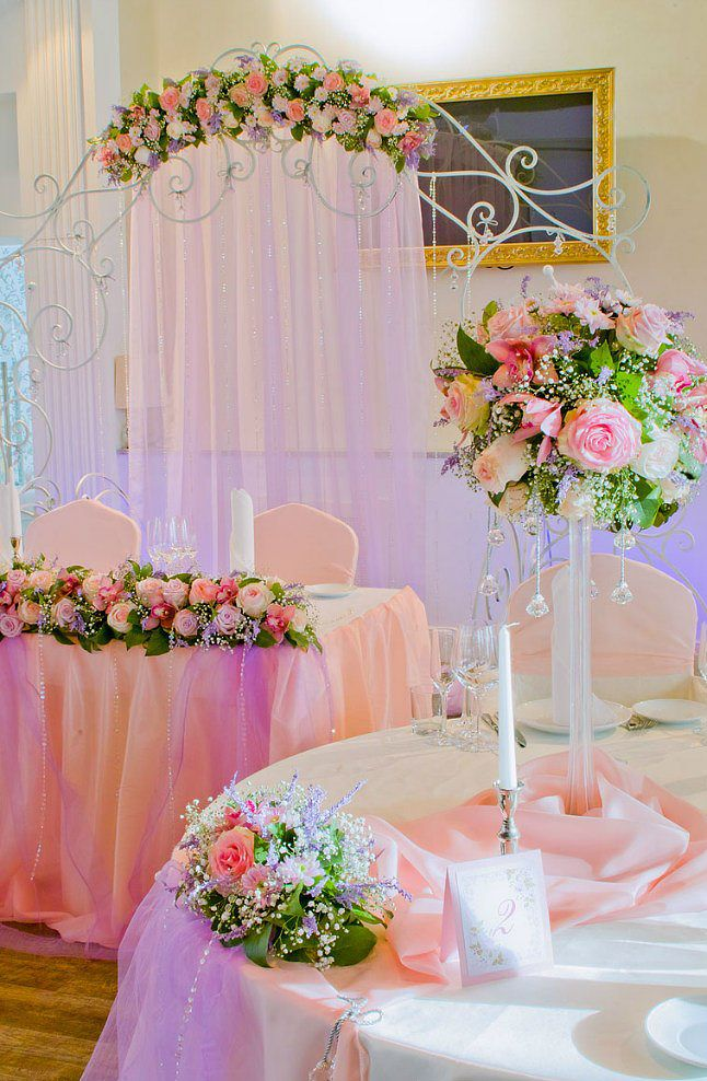 "Свадьба в отеле ""Резиденция"" - фото 17579518 Дизайн-студия Nommo"