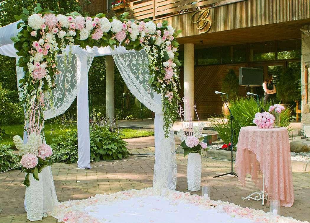 Свадьба в загородном клубе Casablanca - фото 17579566 Дизайн-студия Nommo