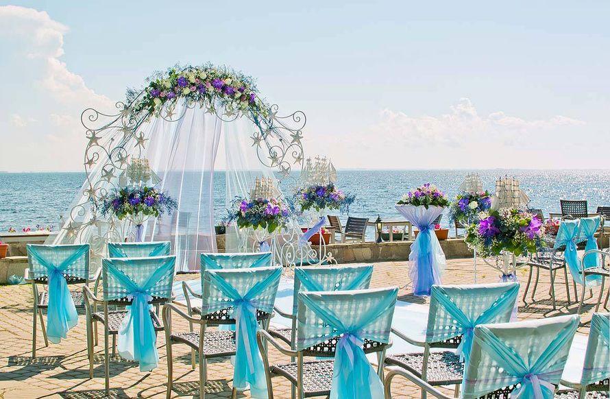 """Свадьба в ресторане """"Панорама"""" - фото 17579572 Дизайн-студия Nommo"""