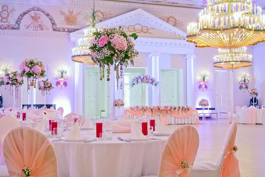Фото 19516240 в коллекции Свадьба в банкетном зале Павильон Роз - Дизайн-студия Nommo