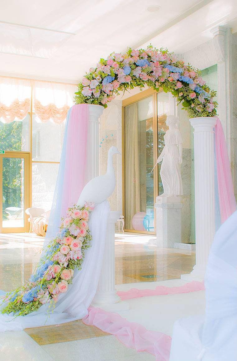 Фото 19516282 в коллекции Свадьба в Государственной резиденции К2 - Дизайн-студия Nommo