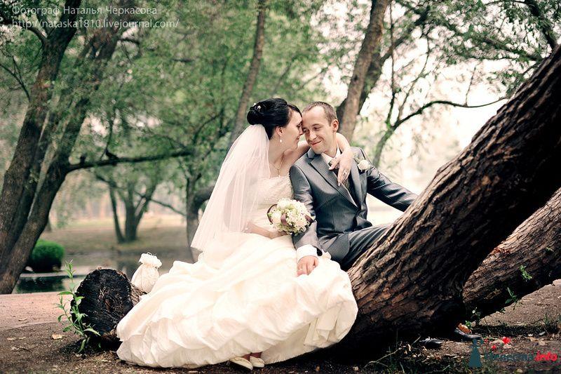 Свадьба в дыму :) - фото 131450 Фотограф Наталья Черкасова