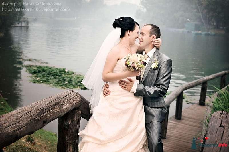 Фото 131805 в коллекции Свадебные - Фотограф Наталья Черкасова