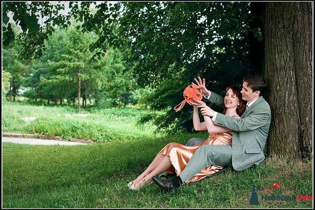 Фото 81839 в коллекции Свадебная фотосъёмка - Невеста01