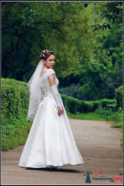 Фото 82631 в коллекции Свадебная фотосъёмка - Невеста01