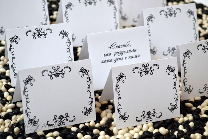 Банкетные Карточки Шаблон