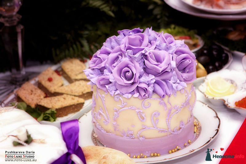 тортик - фото 124170 Невеста01