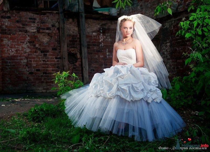 Невеста Арина - фото 105138 Елена Зыкина Визажист-стилист