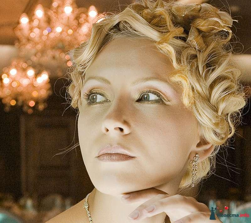 ФотоШоу 5*5 Невеста Евгения - фото 105150 Елена Зыкина Визажист-стилист