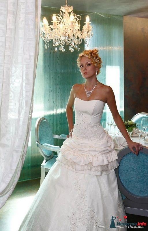 ФотоШоу 5*5 Невеста Евгения - фото 105154 Елена Зыкина Визажист-стилист