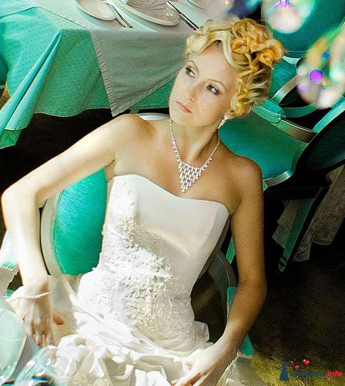 ФотоШоу 5*5 Невеста Евгения - фото 105158 Елена Зыкина Визажист-стилист