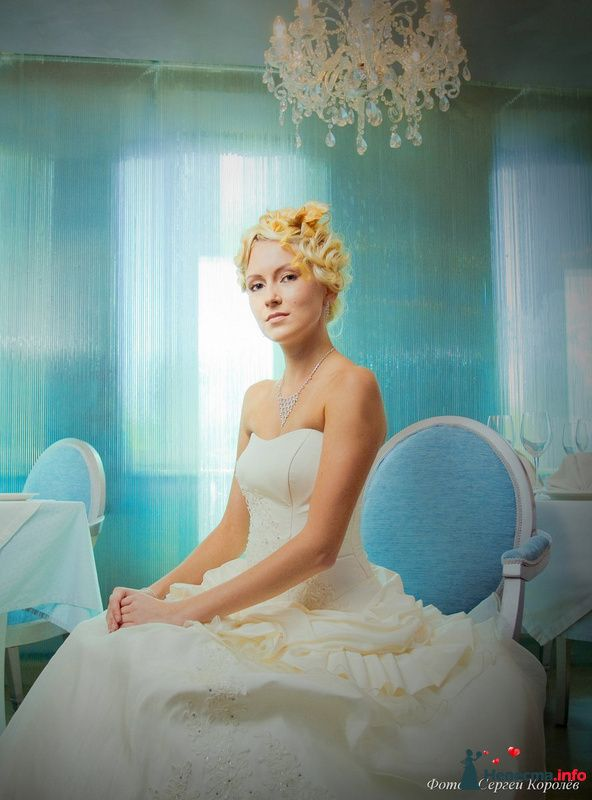 ФотоШоу 5*5 Невеста Евгения - фото 105162 Елена Зыкина Визажист-стилист