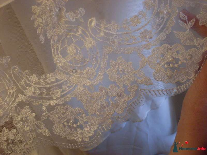 Корсажное платье TO BE BRIDE - кружево - фото 112346 Дмитрий Агапов
