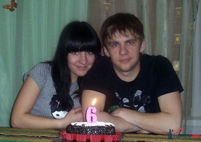 Жених и Невеста))) - фото 115389 Лася