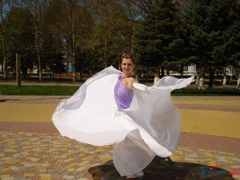 Бальное платье - фото 102302 shallam