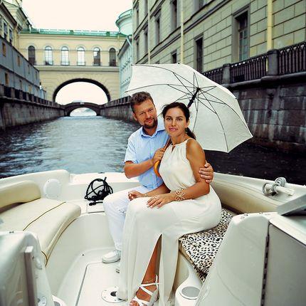 Свадебная фотосессия у воды
