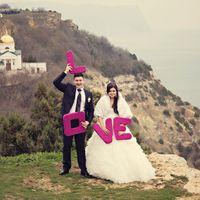 Свадьба в Крыму!