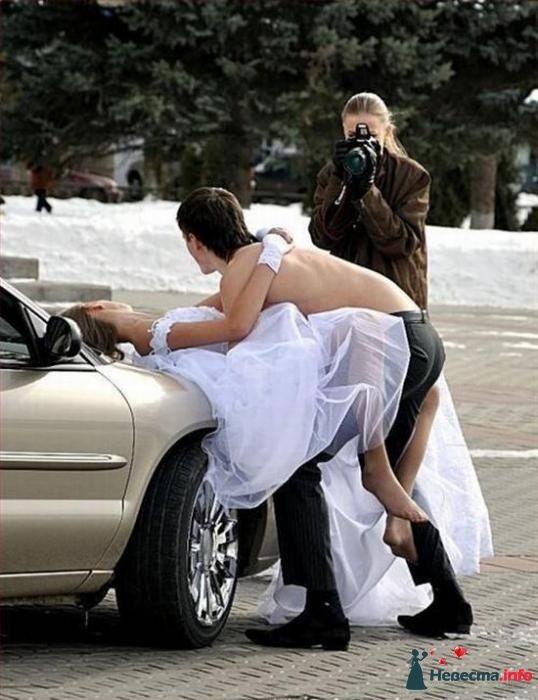 первый брачный день ))) - фото 116031 Alenka88