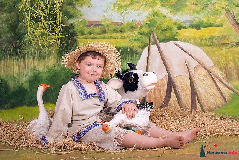 Маленький пастушок. - фото 107440 Невеста01
