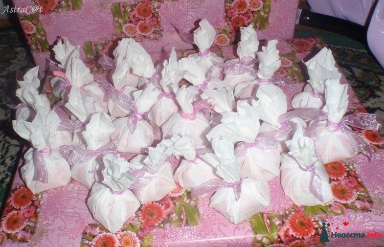 подарочки-бонбоньерки - фото 129550 ЗайкаТвоя