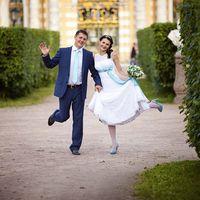 Кусково,бирюзовая свадьба