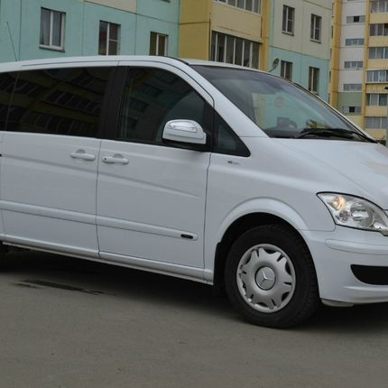 Аренда Mercedes Benz Viano
