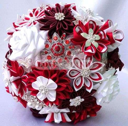 Необычный свадебный букет-дублер для невесты.: фото 1073275 - Свадебный Гипермаркет аксессуаров Love Land