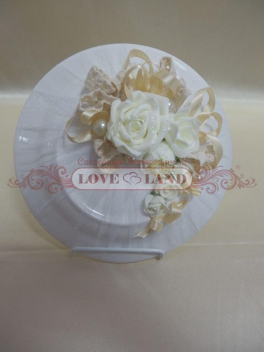 Оформление тарелки на свадьбу своими руками 78