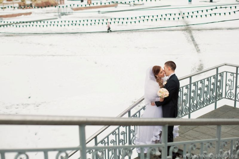 Фото 992167 в коллекции Свадьбы. Любовь в каждой фотографии... - Свадебный фотограф Анастасия Каганович