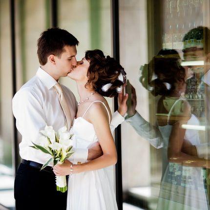 Свадебная фотосъемка, пакет «Оптимальный»