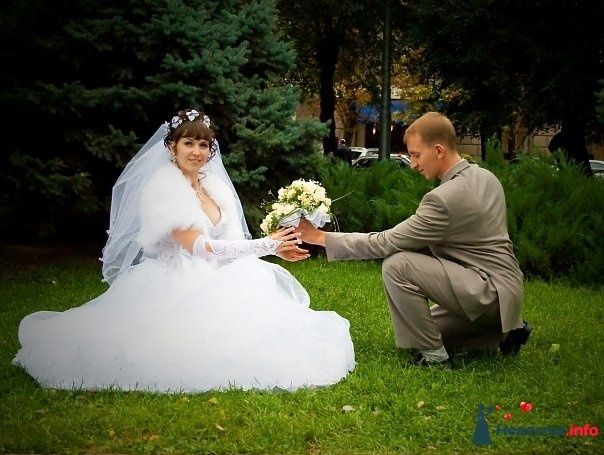 Фото 106579 в коллекции свадебное фото - Ulkin