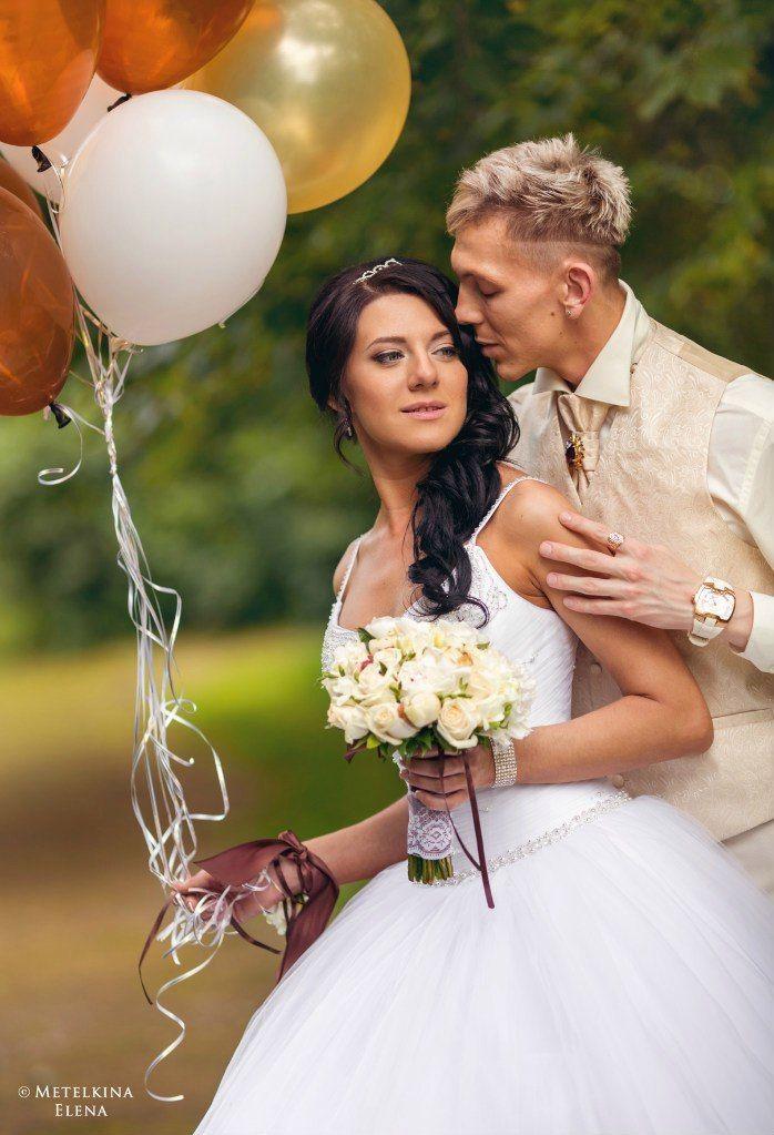 Фото 15292952 в коллекции Свадебное портфолио 2016 - Фотограф Елена Метёлкина