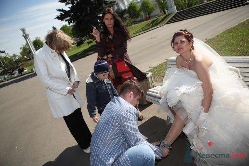 Фото 177 в коллекции Моя свадьба - inca-sova