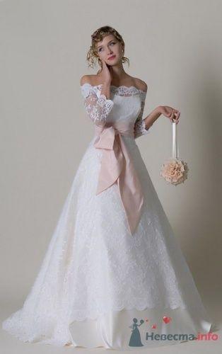 """Великолепное свадебное платье 18000 руб. - фото 3575 """"Svadbasale"""" - свадебные, вечерние платья"""