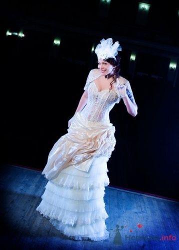 """22500 руб.+болеро 4000 руб. - фото 3610 """"Svadbasale"""" - свадебные, вечерние платья"""