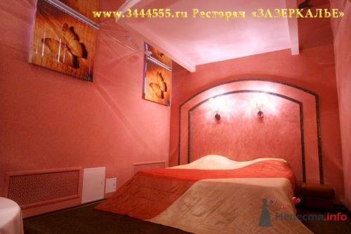 "VIP-комната ""Зазеркалье"" - фото 13663 Теша"