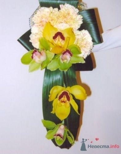 Фото 19988 в коллекции букеты с орхидеями - Теша
