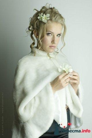Фото 107250 в коллекции Мои фотографии - Хабарова Марина - прическа и макияж на свадьбу