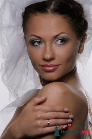 Фото 107260 в коллекции Мои фотографии - Хабарова Марина - прическа и макияж на свадьбу