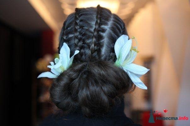 репетиция - фото 108035 Хабарова Марина - прическа и макияж на свадьбу