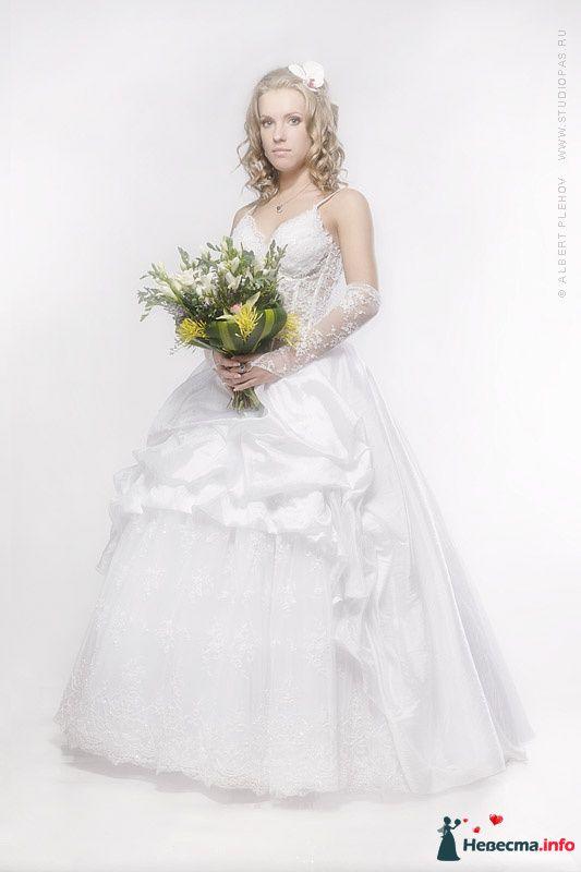 Фото 108049 в коллекции история олной пары - Хабарова Марина - прическа и макияж на свадьбу