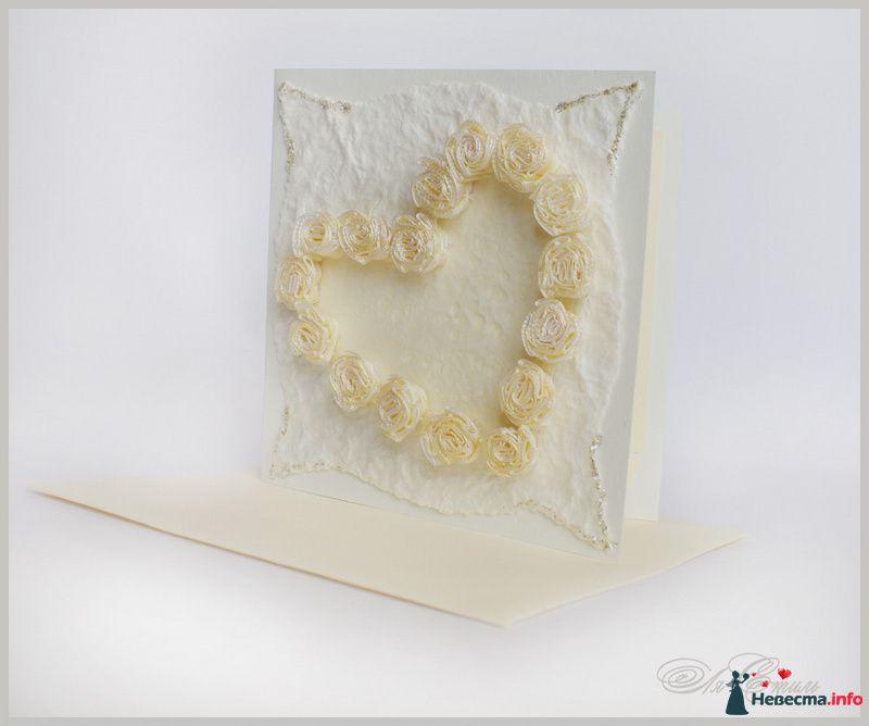 Приглашение - фото 109897 Ля Стиль - цветы и подарки