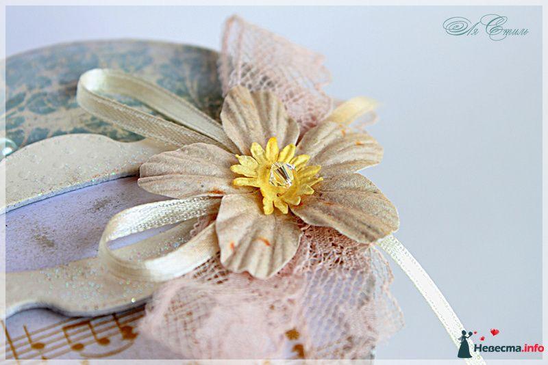 """Коробочка """"Сердце"""" - фото 109914 Ля Стиль - цветы и подарки"""