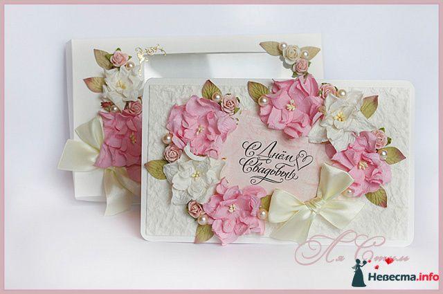 Открытка для денег+коробочка - фото 109915 Ля Стиль - цветы и подарки