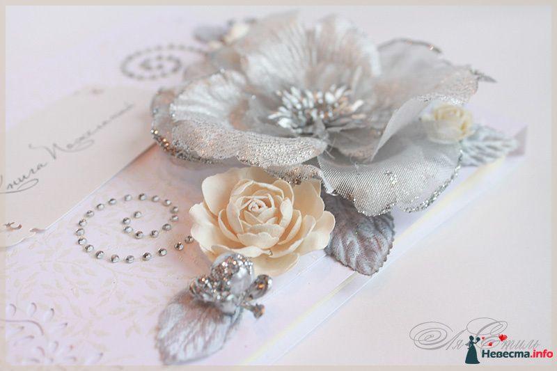 """Книга пожеланий """"СЕРЕБРО"""" - фото 109927 Ля Стиль - цветы и подарки"""