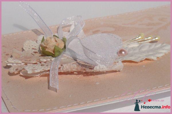 """Приглашени """"Нежное сердце"""" - фото 124976 Ля Стиль - цветы и подарки"""
